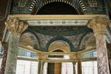 JEROZOLIMA- Wzgórze Świątynne- meczet -Kopuła Łańcucha