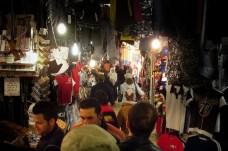 JEROZOLIMA- Zaułki starego miasta- Via Dolorosa- suk