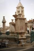 JEROZOLIMA- Zaułki starego miasta- Muristan