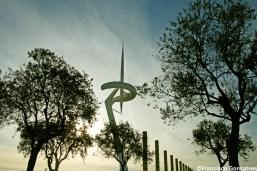 La antena de Calatrava / Calatrava's antenna