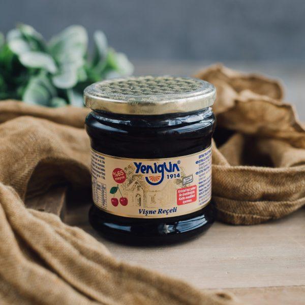 50 G, GOLD SERIE (65%) Sour cherry jam
