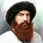 ალექსანდრე ფრონელი – მთის არწივი შამილი, 1914წ