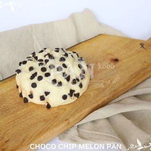 CHOCO CHIP MELON PAN BY JAPANESE BAKERY IN MALAYSIA