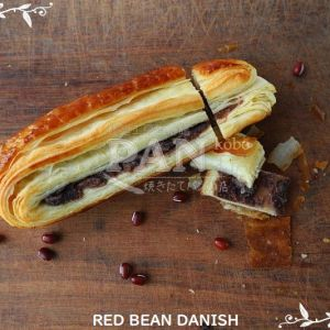 RED BEAN DANISH BY JAPANESE BAKERY IN MALAYSIA