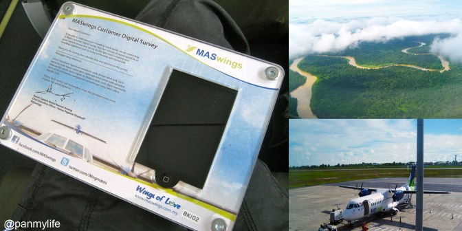 MAS winds survey tablet