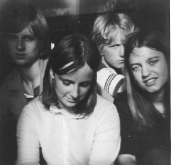 Nick, Lou, Geoff, Michele