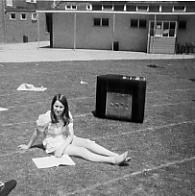 Fiona Adler, summer 1970