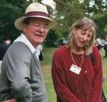 Peter Cutler, Pippa Bush