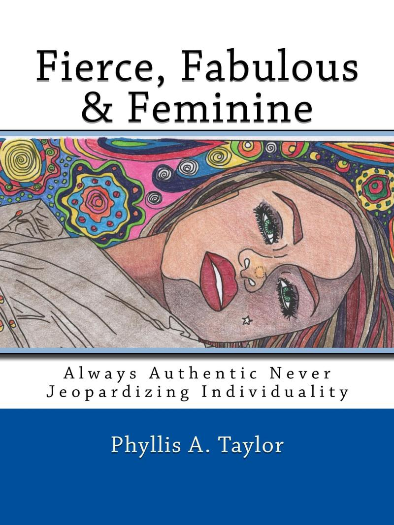 Fierce, Fabulous & Feminine Coloring Book