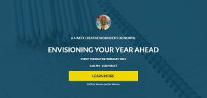 Envision Your Year Ahead Workshop