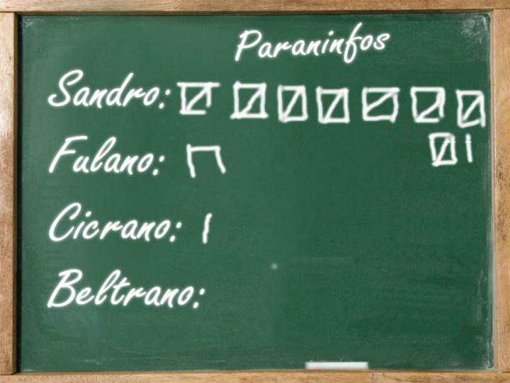 Discurso de Paraninfo