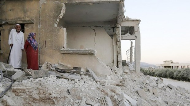 Seven children killed as a mine explodes in Syria க்கான பட முடிவு