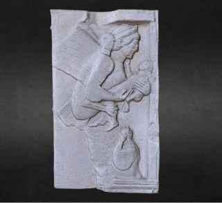 Photogrammétrie collection des plâtres antiques de l'ULB