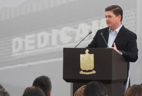 Medina de la Cruz indicó que no mezclaría temas partidistas con la seguridad