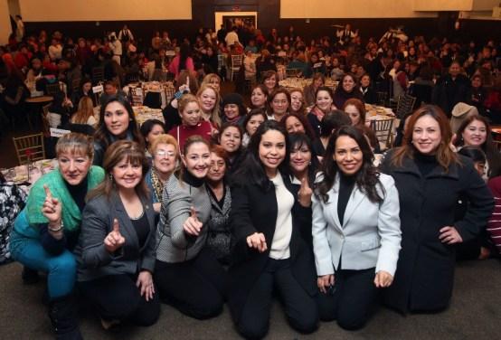 Conmemoraron el Día Internacional de la Mujer