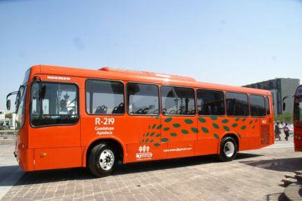 Busca una partida para aplicarse a un subsidio de transporte público.
