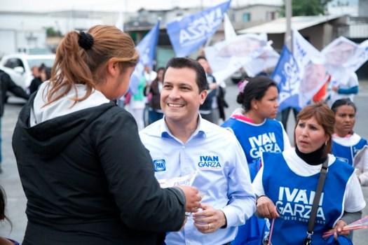 El candidato busca erradicar la violencia familiar   El 8 de marzo el candidato anunció la Policía de Género, que atacará la parte punitiva de problema, con los centros se atenderá la parte preventiva de la mano con el DIF de Monterrey.