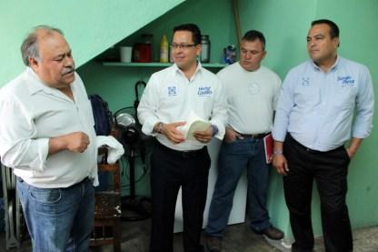 Buscara mejorar la calidad de vida de habitantes en el área rural del municipio.