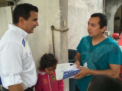 Asegura que la gente ya está harta del actual gobierno de Guadalpe
