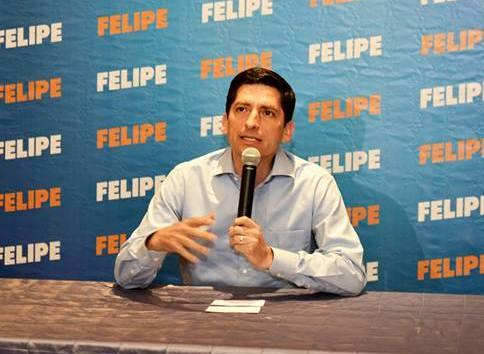 Felipe de Jesús Cantú pidió un mejor trato para Nuevo León