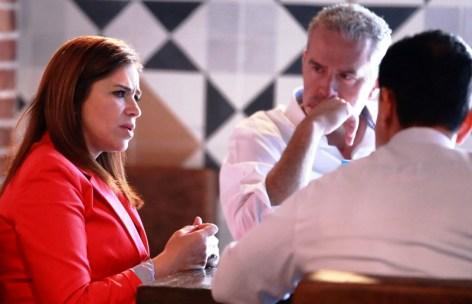 Buscará Ivonne trabajar de la mano de la Iniciativa Privada