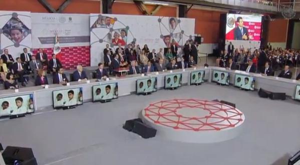 El anuncio se realiza durante las campañas electorales en Nuevo León
