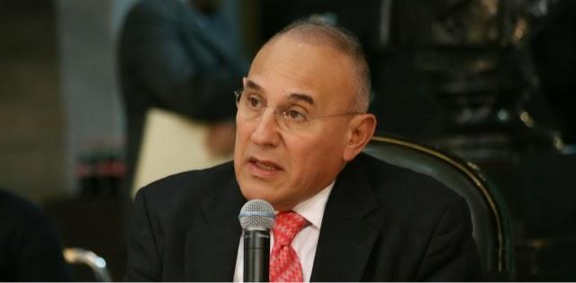 Gustavo Caballero Camargo reemplaza a Édgar Romo como coordinador priista
