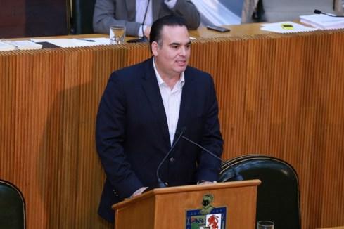 Analizarán la creación de una Comisión especial que investigue las compras de predios en Mina de parte del papá y hermanos del Gobernador Rodrigo Medina.