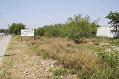 Buscan regularizar los terrenos baldíos