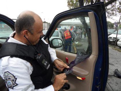 Piden retirar de circulación los vehículos con vidrios polarizados