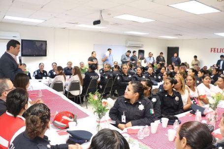 Anuncio los beneficios laborales para los policías