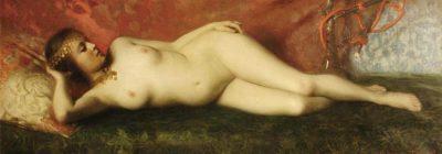 La seducción fatal. Imaginarios eróticos del siglo XIX
