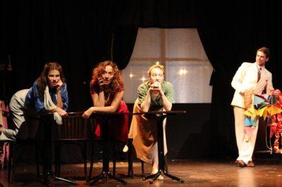 "Se presenta ""Futuro Amor"" de Sandra Franzen en el Chacarerean Teatre"