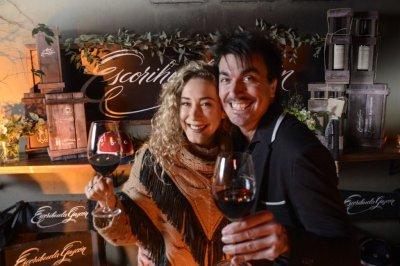 Anita Pauls y Joe Fernandez