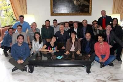 Ciclo Agadu 2015 (Autores de Uruguay en Buenos Aires)