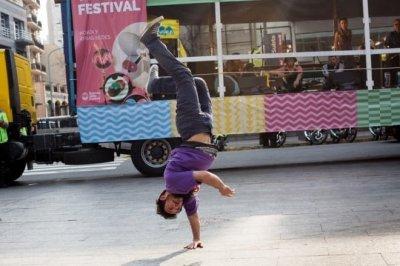 El Festival de la Bienal está llegando a la Ciudad