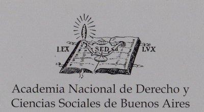 Academia Nacional de Derecho y Cs. Sociales de Buenos Aires