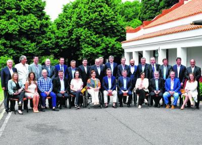 Macri se reunió con los 24 mandatarios provinciales
