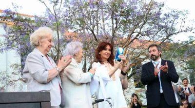 Cristina inauguró 6 edificios dentro del Espacio Memoria y Derechos Humanos