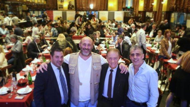 Se lanzó Santiago Cúneo por el Partido Renovador Federal