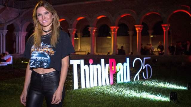 Lenovo celebró los 25 años de ThinkPad