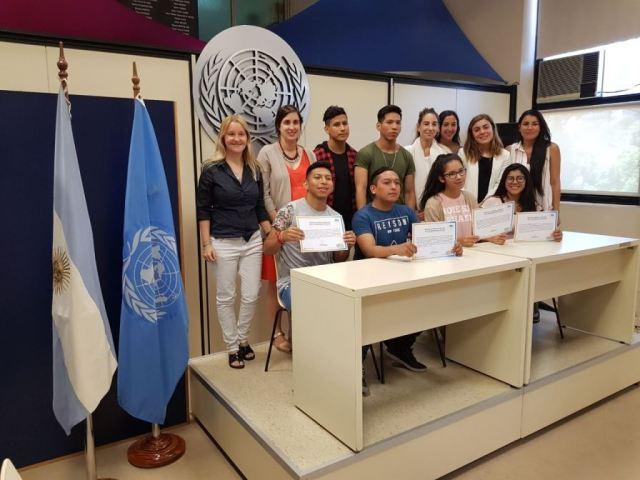 Instituto de Vivienda de la Ciudad junto a Naciones Unidas trabajan por el derecho al hábitat
