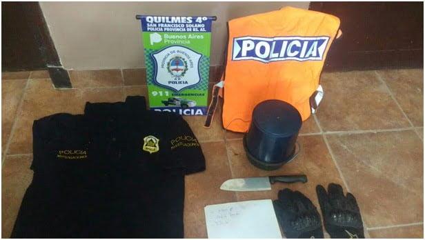 Cayó banda de Poli Truchos: Se disfrazaban de oficiales para distraer a las víctimas