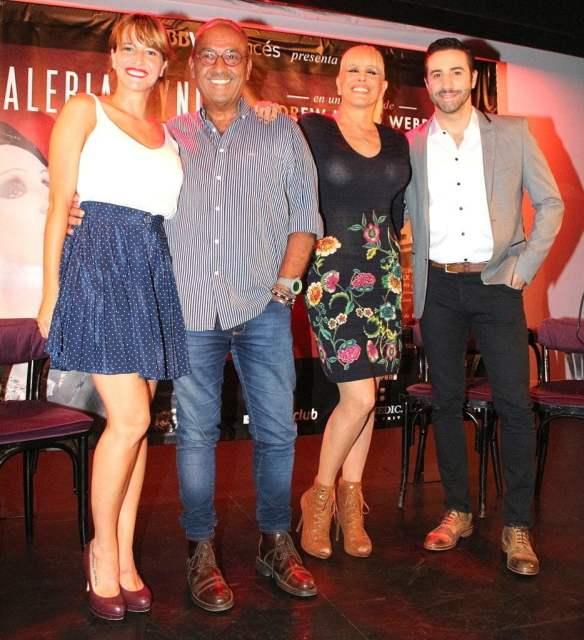 """Lanzamiento oficial de """"Sunset Boulevard en el Teatro Maipo"""