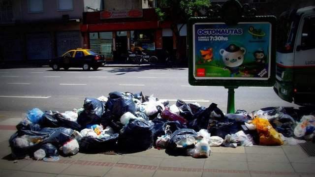 La Ciudad de Buenos Aires solicita a los vecinos no sacar la basura el día de hoy