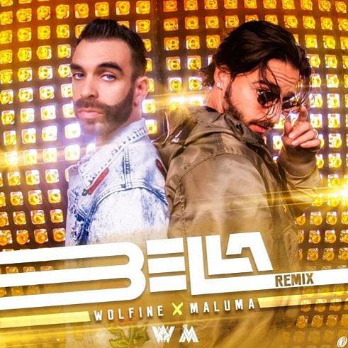 """Llega a la Argentina WOLFINE, el exponente del género urbano que lidera los rankings con el hit """"Bella"""""""