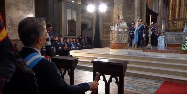 """Monseñor Poli sobre el aborto: """"La defensa del inocente que no ha nacido debe ser clara y apasionada"""""""