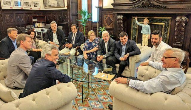 Empresarios pyme bonaerenses visitaron Centros Comerciales Abiertos españoles con el objetivo de adquirir conocimiento