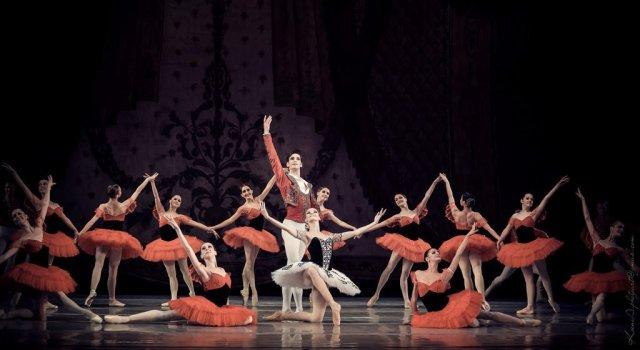 Llegan a la Argentina las principales figuras del Ballet Nacional de Ucrania