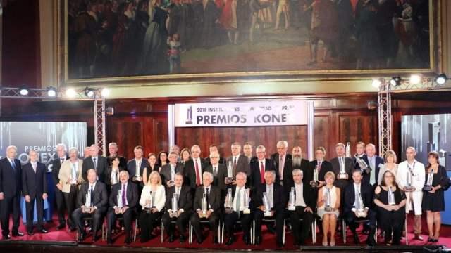 Premios Konex 2018: Instituciones-Comunidad-Empresa